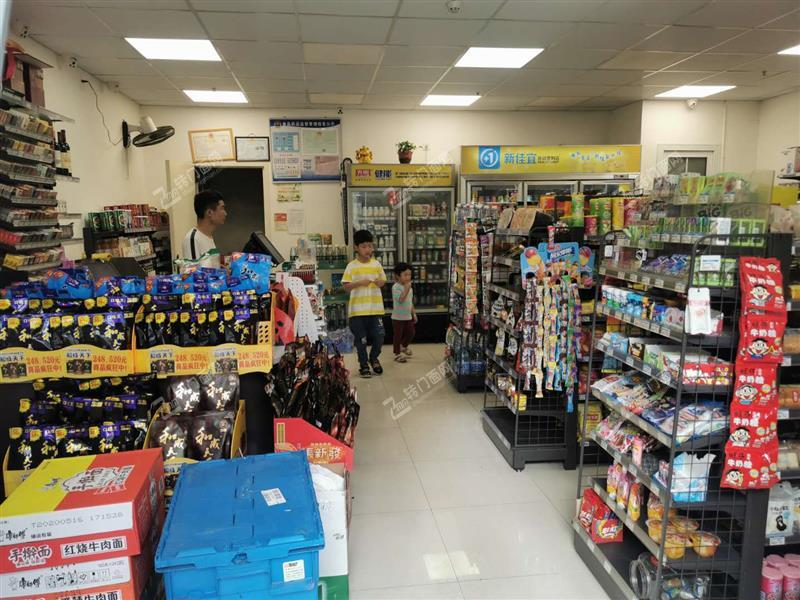 急转成熟商业中心62平米超市旺铺
