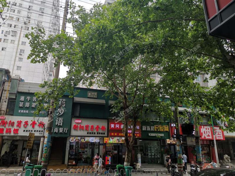 侯家塘梓园路临街180㎡盈利中餐饮店转让(低租金)